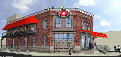 Coming Soon: The Genesee Brew House | Genesee Beer