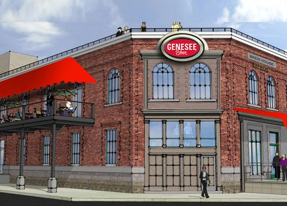 Coming Soon: The Genesee Brew House | Genesee Beer