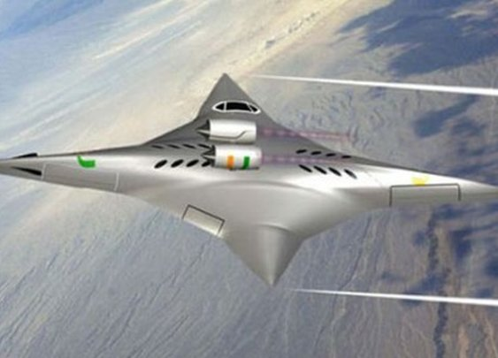 Radical bi-directional flying wing design gets NASA funding