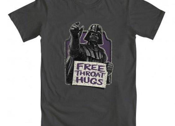 Free Throat Hugs T-Shirt