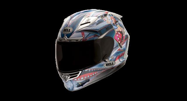 Star Motorcycle Helmet - Bell Sports