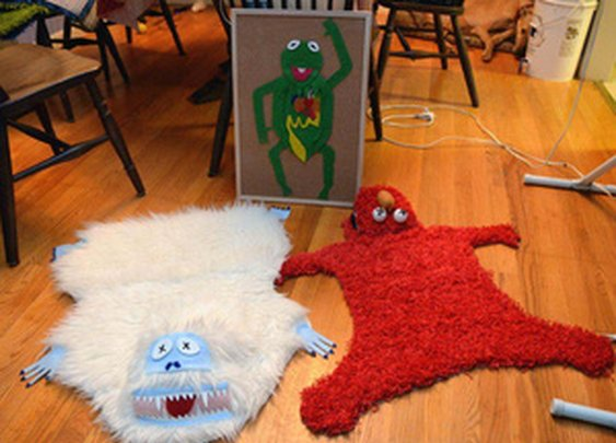 A trophy hunter gets a hold of Elmo, Kermit, and the Abominable Snowman — and starts making rugs