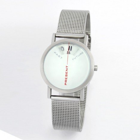 Past-Present-Future Watch - Yanko Design
