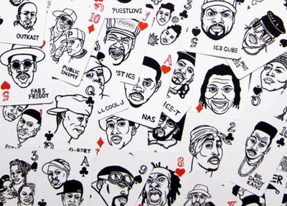 MYNORITY CLASSICS - Hip Hop トランプ, MYC, Sayori Wada, Playing Cards, Mynority Classics, Accessory, Toys