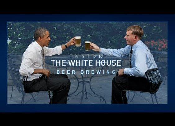 Ale to the Chief: White House Beer Recipe | The White House