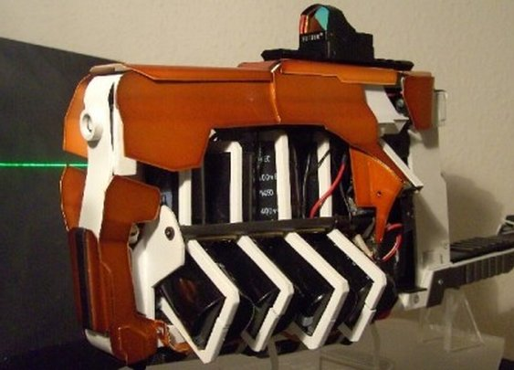 Gauss rifle: Coolest thing I've seen in a while...