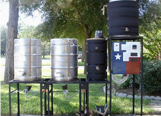 9 Serious DIY Beer-Brewing Rigs