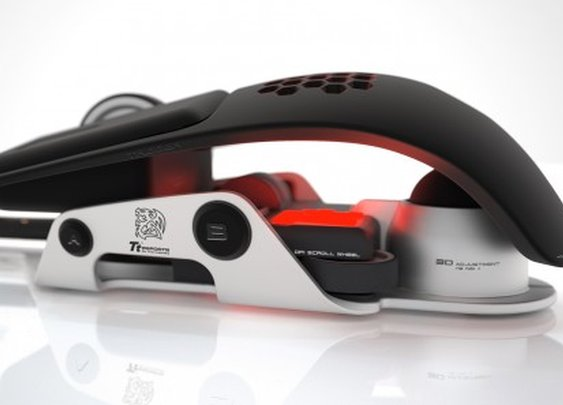 Thermaltake´s Level 10 M Mouse for pro gamers released