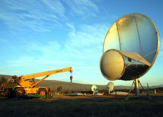 SETI's Alien Search to Get Cash from Start-Up