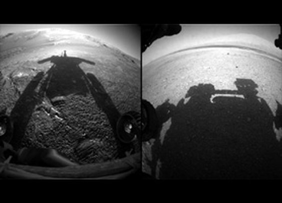Two Mars Rovers Search for Clues to Life  : Discovery News