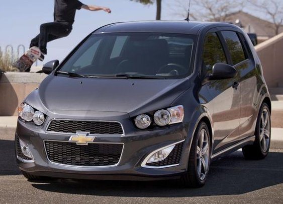 2013 Chevrolet Sonic RS Priced under $21,000 - AutoTrader.com