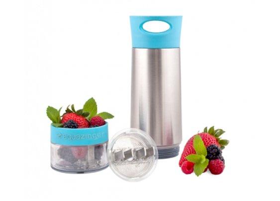 Aqua Zinger bottle blends water to your taste