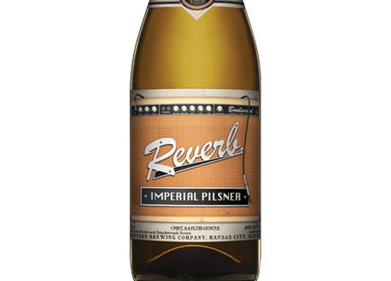 Boulevard Brewing Company » Reverb Imperial Pilsner