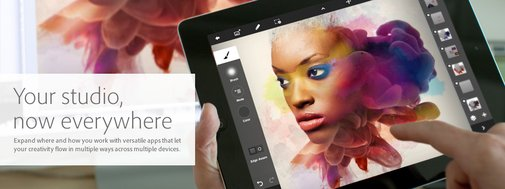 Adobe Touch App | Touchscreen tools | Touch apps