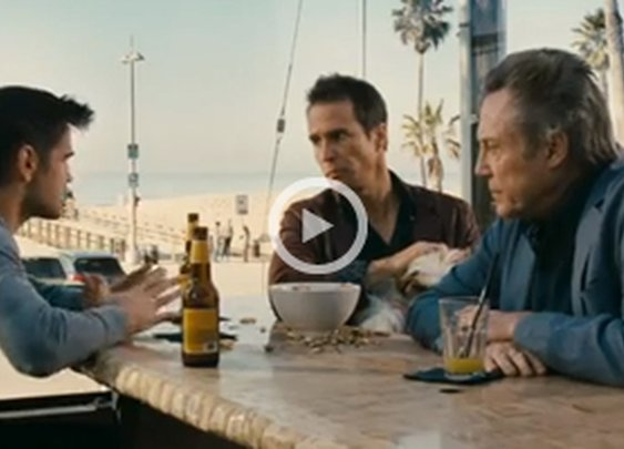 Seven Psychopaths Trailer | Cool Material