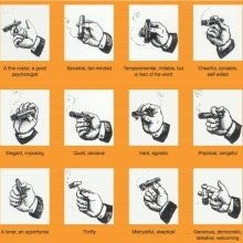 What the way you hold your cigar says about you