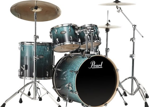 Pearl Vision Birch Artisan II New Fusion Shell Pack | Musician's Friend