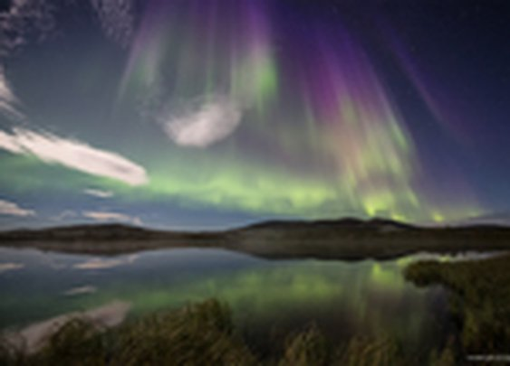 Northern Lights Blaze Up After Big Sun Storm | Space.com