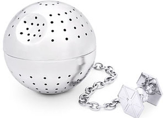 ThinkGeek :: Star Wars Death Star Tea Infuser