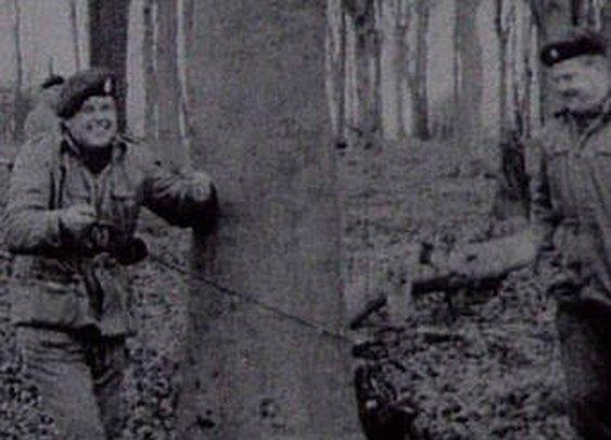 1964 LSD test on British troops