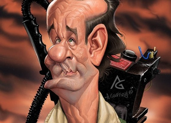 15 wonderfully ridiculous celebrity caricatures - 22 Words
