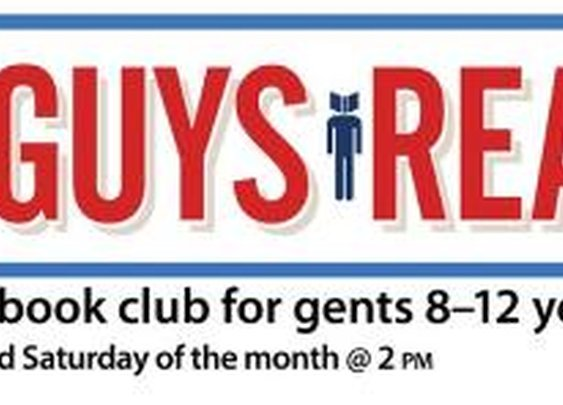 """""""Guys Read"""" Comes to the Topeka & Shawnee Co. Public Library 