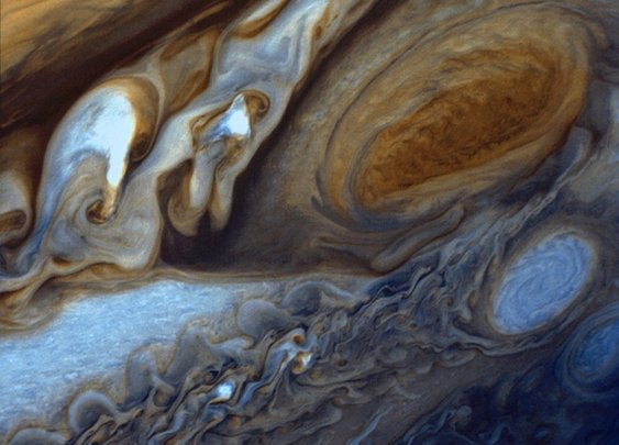 Voyager's Long Journey: 35 Years of Incredible Solar System Images