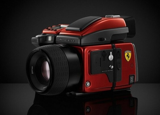 Hasselblad Ferrari Limited Edition Camera