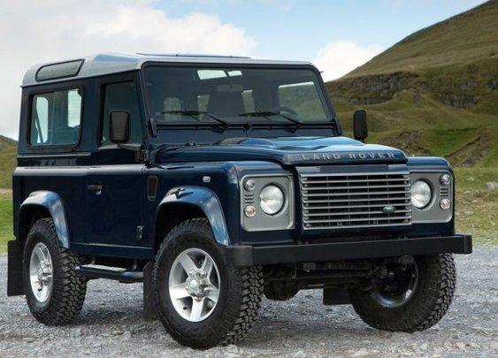 2013 Land Rover Defender   GearMoose