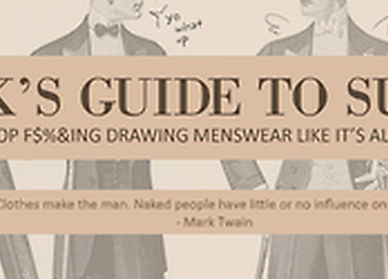 Mens guide to a Good Suit