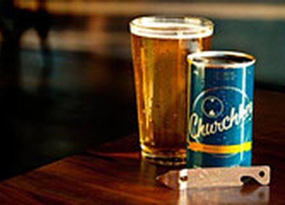 Retro Brew - Churchkey Beer