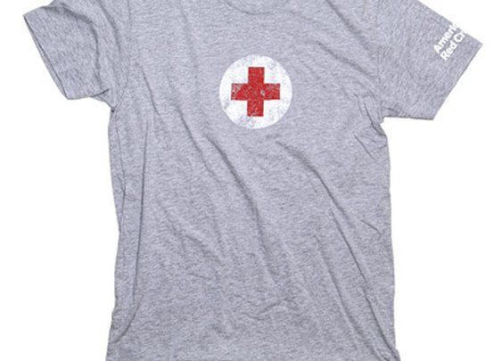 Men's Vintage Tee - Red Cross Store