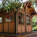 Tea House in Santa Cruz