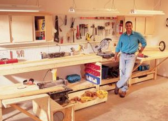 Modular Workbench - Step by Step | The Family Handyman
