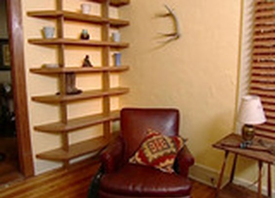 How to Install Office Shelving : How-To : DIY Network