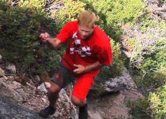 99 Foot Rope Swing Quadruple Backflips (Video)