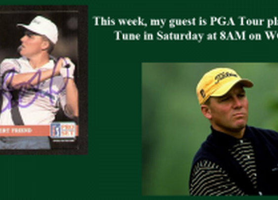 Ex-PGA Tour player, Bob Friend joins the On Par radio show.