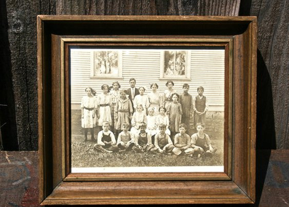 Petaluma Supply Co. - Vintage Early 1900's School Photograph