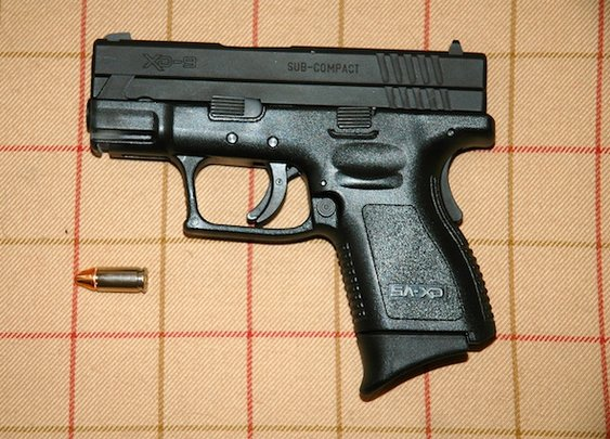 Gun Review: Springfield Armory Sub-Compact XD   The Truth About Guns