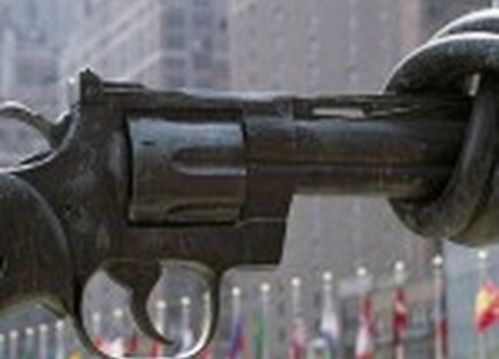 U.N. triggers Plan B on global gun control