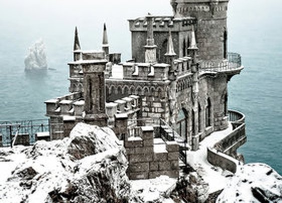 Swallow's Nest Palace