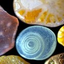 Close up pictures of sand... They look way cooler than it sounds!