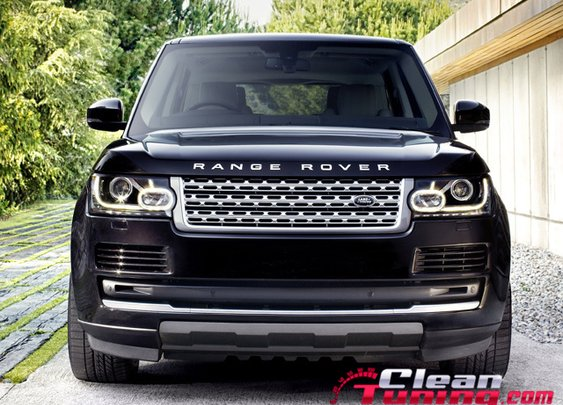 The New Range Rover Fully Revealed   CleanTuning.com