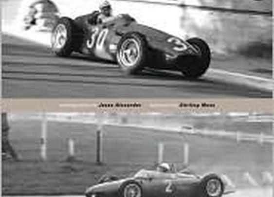 Driven: The Motorsport Photography of Jesse Alexander 1954 - 1962