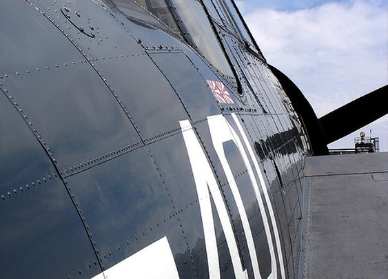 TBM Avenger Side Shot | Flickr - Photo Sharing!