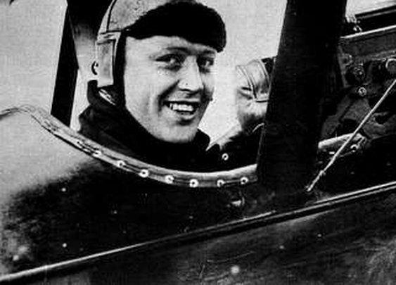 Air Vice Marshall Raymond Collishaw