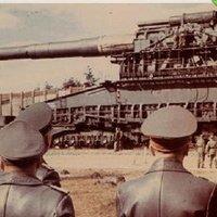 The Largest Gun Ever Built