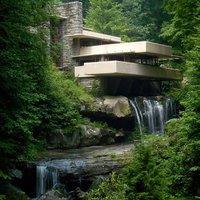 Fancy - Falling Water by Frank Lloyd Wright
