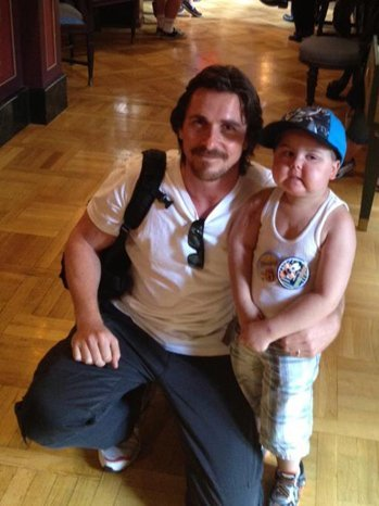 """Dark Knight"" Actor Christian Bale Performs Another Super Act of Kindness"