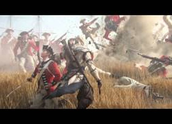Assassin's Creed 3, October 30th